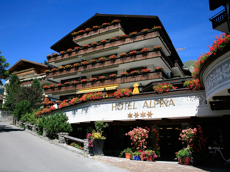 Alpina Hotel Klosters ****