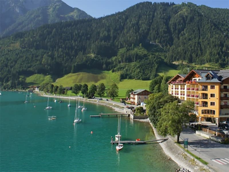 Hotel Post Am See Achensee